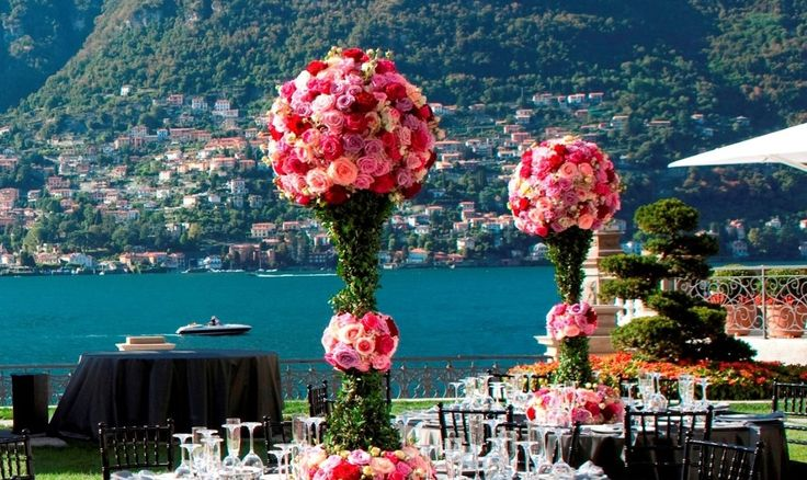 Weddings on Lake Como @CastaDiva Resort & Spa: It is hard to find a better location for the perfect day.  To create an event that will make your wedding memorable, please contact our Event Team: event@castadivaresort.com or visit: http://www.castadivaresort.com/Events