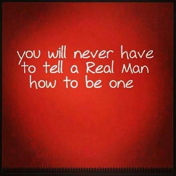 Real man. A help for narcissistic sociopath relationship survivors
