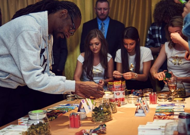 Snoop Dogg introduced his new line of cannabis and marijuana products at an extravagant private party at a suburban Denver home on Nov. 9. Get info on the Leafs by Snoop products now available in Colorado and an inside look at the party.