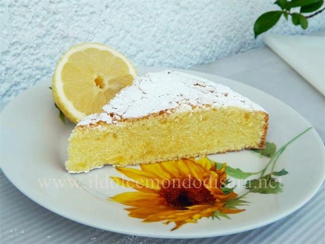 ღ Il dolce mondo di Sara ღ: Torta al limone