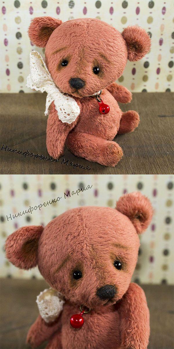Мишка тедди Карамелька. Трогательный малыш будет всегда радовать вас #мишка_тедди #тедди #игрушка #подарок_девушке #подарок_на_день_рожедния #teddy_bear #teddy #toy #gift_birthday #gift_girlfriend