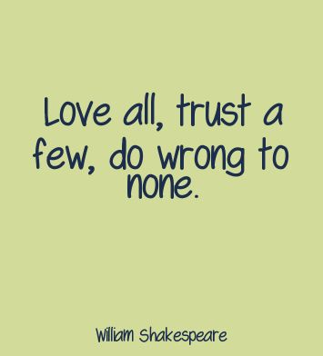 william shakespeare famous quotes