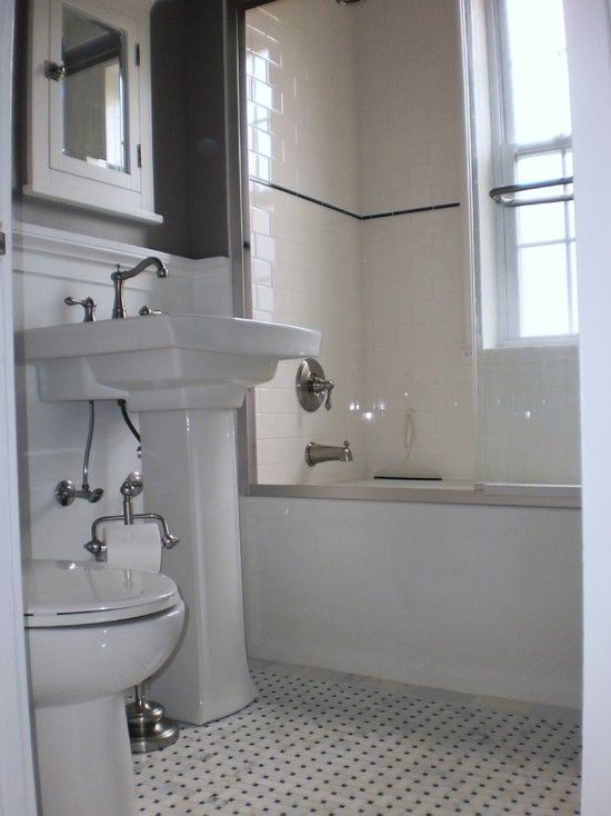 27 best images about new york bathroom on pinterestwhite subway - Bathroom Remodeling Nyc