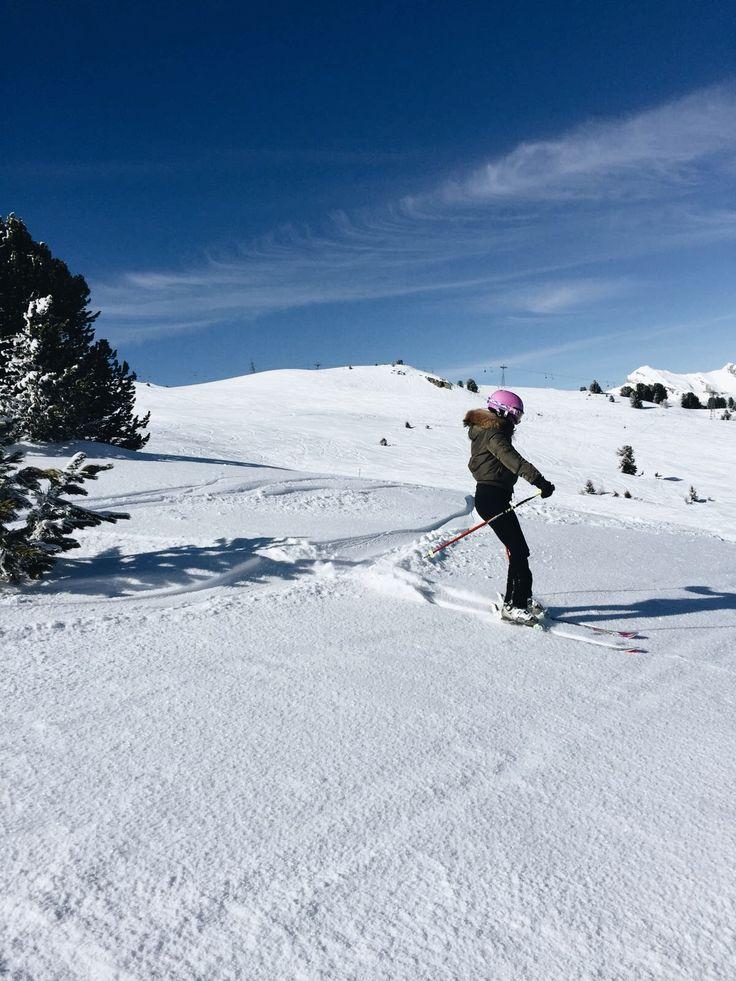 Skiing @loprenitta
