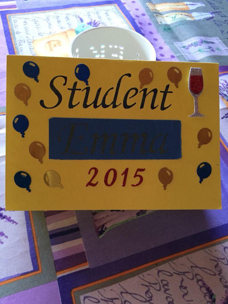 Studentkort