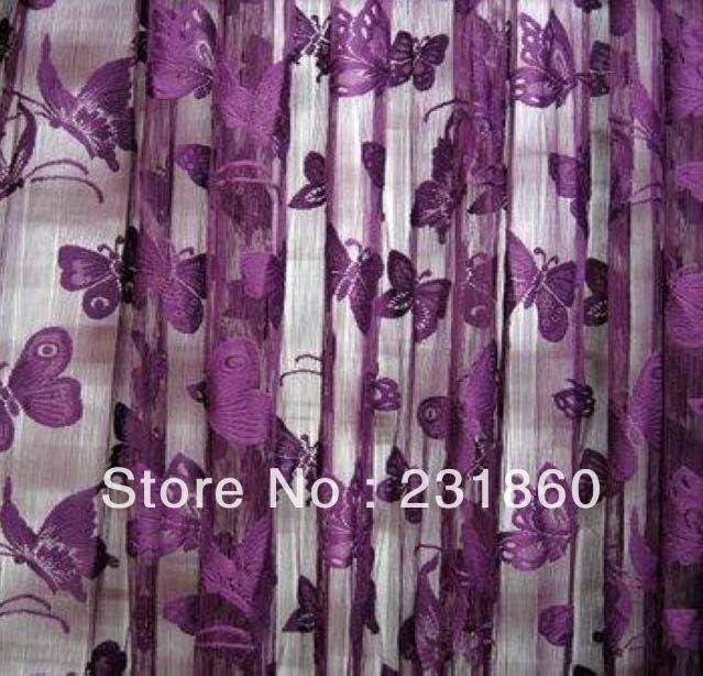 purple window curtains - Google Search | PURPLE LOVE | Pinterest