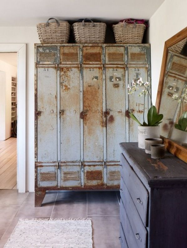 95 Best Images About Vintage Green And Metal Cabinets On Pinterest