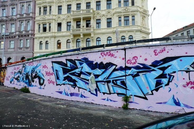 GraffBeatz - Těšnov, Praha (29.7.2014)