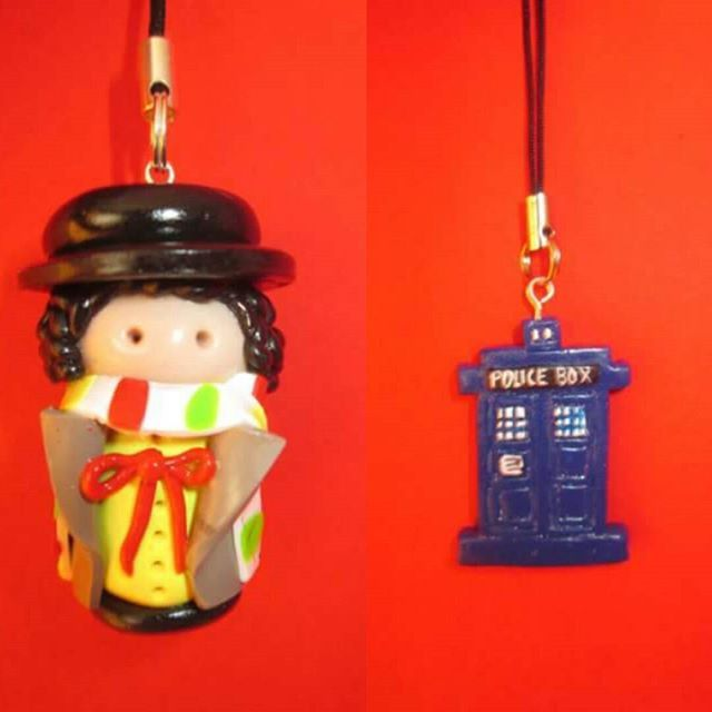"Clauers ""Doctor who"" #fimo #fimoclay #fimocharms #fimoart #fimocreations…"