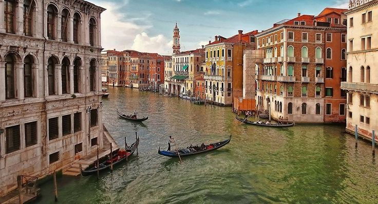 Supporters of Autonomy in Venice 'Wrongly Portrayed as Mad Right-Wingers'