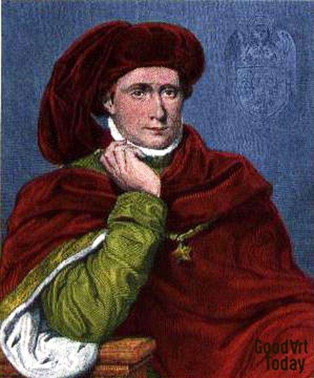 Карл VI. Портрет неизвестного художника XIX века. Изображение из Википедии