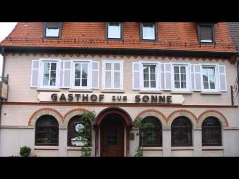 Gasthof zur Sonne - Stuttgart - Visit http://germanhotelstv.com/gasthof-zur-sonne-stuttgart Just a 3-minute drive from Stuttgart Airport this family-run guest house in Plieningen offers a garden and country-style rooms with wooden dÃcor. Free on-site parking is provided. -http://youtu.be/Y8xRNWyAO5M