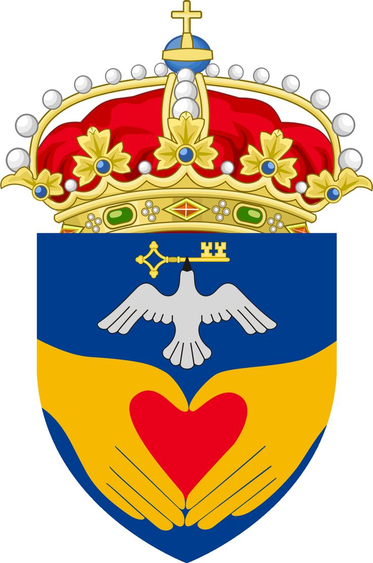 """Coat of Arms of the Lorenzburg Department for Open Borders. """"Come as you are, Become whomever you want"""""""