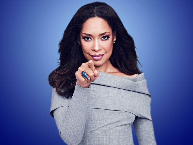 Gina Torres plays Jessica Pearson on Suits.