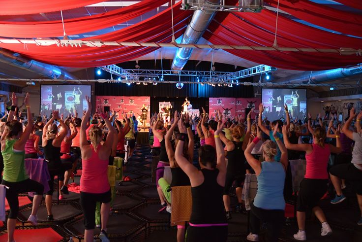 Jumping Fitness party
