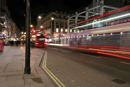 'Streets of London' von stephiii bei artflakes.com als Poster oder Kunstdruck $15.68
