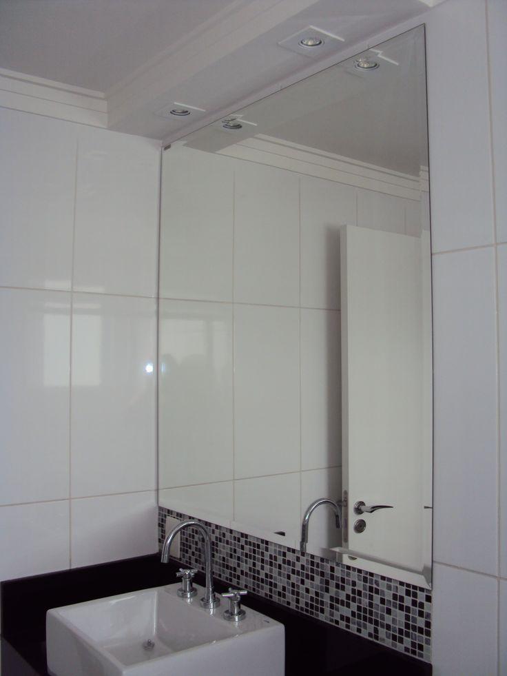 93 best images about Tetos Gesso e Molduras on Pinterest  Madeira, Home thea -> Drywall Banheiro Pequeno