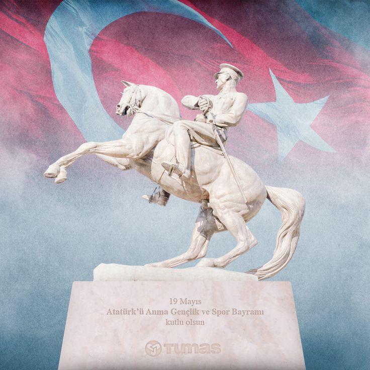 Sıfırdan kocaman bir ülke kurmuş, bütün ümidi gençlikte olan muazzam bir liderin en büyük hediyelerinden… 19 Mayıs Atatürk'ü Anma, Gençlik ve Spor Bayramı kutlu olsun!