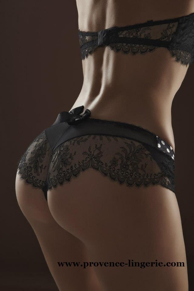 """#lingerie Shorty """"rêve de soie"""" en pure #dentelle de calais"""