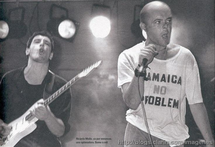 Ricardo Mollo & Luca Prodan (SUMO)
