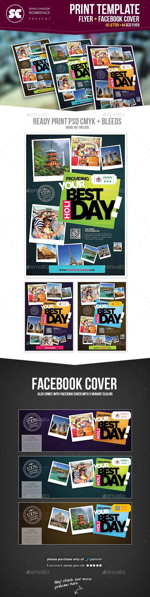 17 best images about holidays flyer design travel holidayflyer holidays events