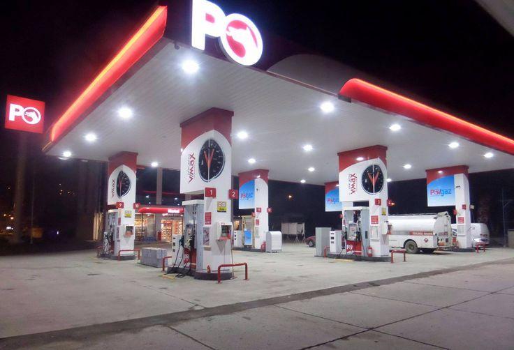 IŞIK ÇELİK SANAYİ / Karabük Petrol Ofisi  Emeklerinden dolayı bölge servisimiz Cnr Akaryakıt'a teşekkür ederiz. #heristasyonagilbarco