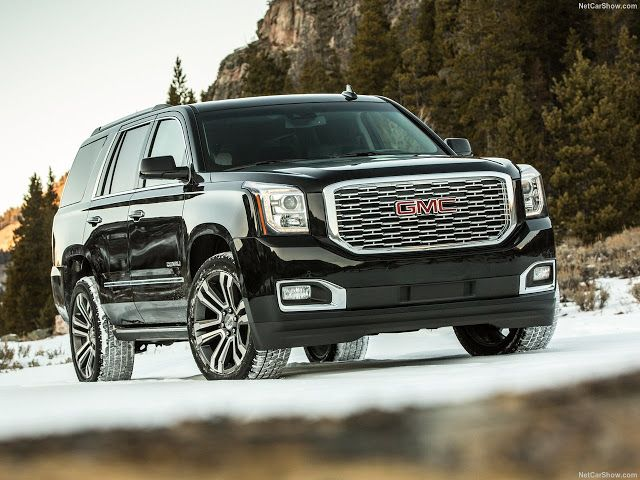 All Cars New Zealand 2018 Gmc Yukon Denali Gmc Yukon Denali