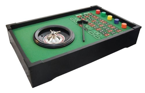 Juego de Ruleta Francesa para echar unas partidas con los amigos, igual que en los casinos pero en casa 26,00 € (IVA incl.)