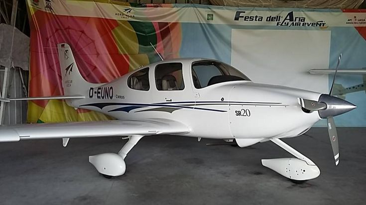 2003 Cirrus SR20 for sale in Lucca, Italy => www.AirplaneMart.com/aircraft-for-sale/Single-Engine-Piston/2003-Cirrus-SR20/14876/