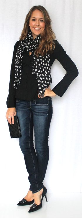 11/28/12Today's Everyday Fashion + Win a Wallet from Thirty-One Gifts — J's Everyday Fashion
