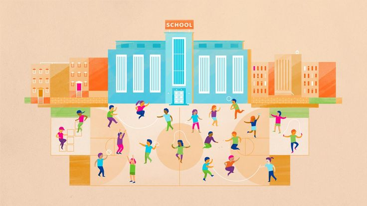 Animation for Zone 126, a local non-profit here in New York City.