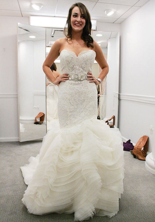 Courtney syttd weddings say yes to the dress ny for Wedding dress in atlanta