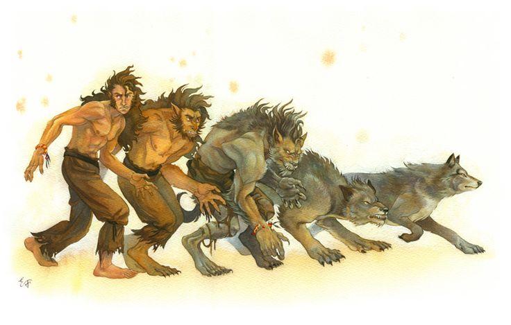 Werewolf transformation by Emily Fiegenschuh @Jeremiah Convivial Convivial Convivial Convivial Stiles