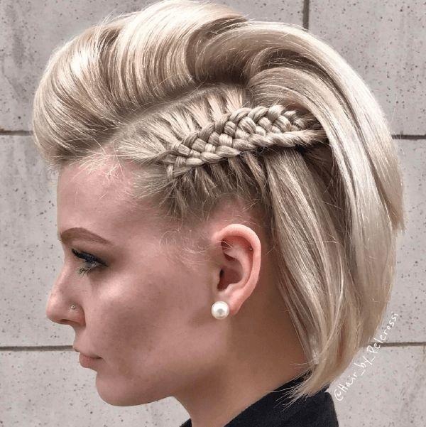 BTC #ONESHOT HAIR AWARDS 2017