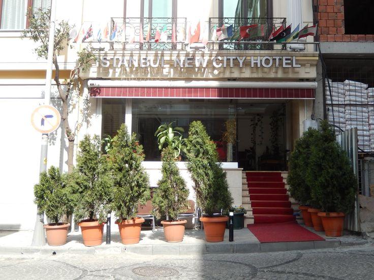 Istanbul New City Hotel