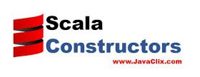 How to define Constructors, Class Parameters & Class Fields in Scala