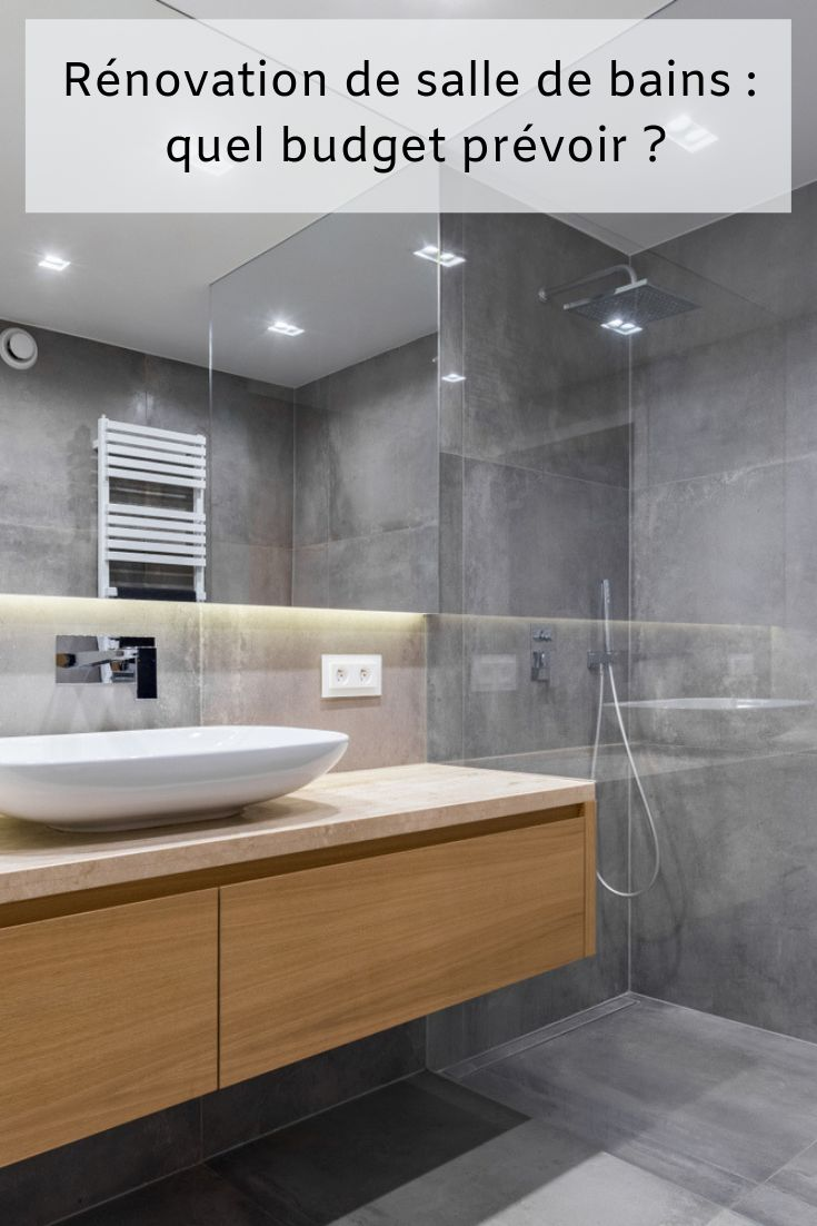 le prix moyen d 39 une r novation de salle de bains se situe. Black Bedroom Furniture Sets. Home Design Ideas