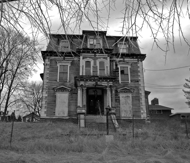 868 Best Haunted Houses Places People And Things Images On Pinterest Abandoned