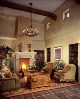 southwestern interior design | Southwest interior design style gives a space a strong sense of place ...