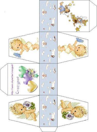 Caixas e embalagens - Angelines-NINES - Álbuns da web do Picasa