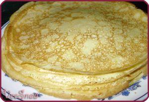 Тонкие блинчики к завтраку  #pancake #slapjack #flapjack #блины #блинчики #налистники #тонкиеблинырецепт #тонкиеблины