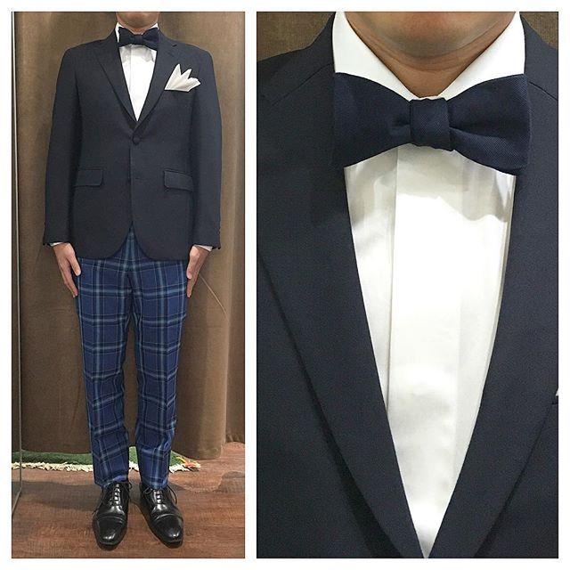とある結婚式のフォーマルウェア風のタキシードno,1 オーダーメイド製品はlifestyleorderへ。 all made in JAPAN 素敵な結婚式の写真を@lso_wdにアップしました。 wedding photo…@lso_wd #ライフスタイルオーダー#オーダースーツ目黒#結婚式#カジュアルウエディング#ナチュラルウエディング#レストランウエディング#結婚準備#新郎衣装#新郎#プレ花嫁#蝶ネクタイ#メンズファッション#タキシード #lifestyleorder#japan#meguro#photooftheday#instagood#wedding#tailor#snap#mensfashion#menswear#follow#ootd#bowtie#tuxedo