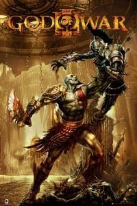 Póster God of War III