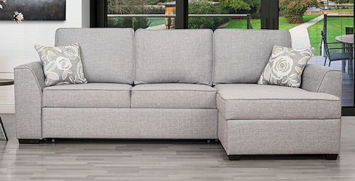 Lincoln Corner Sofa Bed With Storage | Buy Online