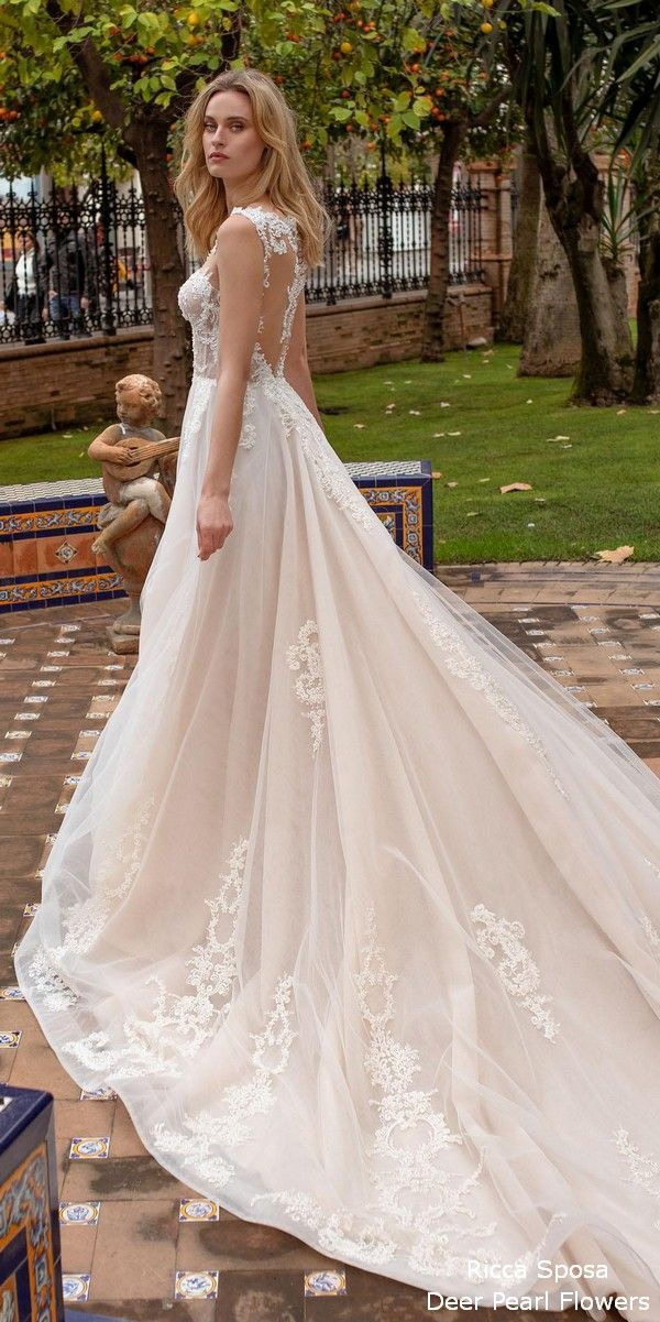 Abiti Da Sposa 016.Ricca Sposa 2020 Wedding Dresses Melissa 20 016 1 Wedding