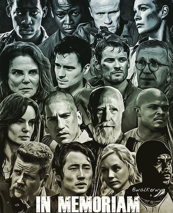 "I mean. We're at the point that I'm looking at this and thinking ""Yeah, I'd watch that."" Let's do a walking dead spin off with all the dead characters still alive and trying to survive. Don't even try to provide an explanation. Just open with Shane and Abe about to come to fisty-cuffs while Tyreese actually murders all the zombies and Glenn and Beth actually have a conversation for once."