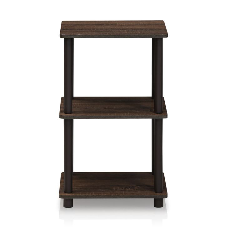 This Home Bookcase 3 Flat Shelving Practical Space Saving Wooden Furniture  is perfect for your office or living area. This model is designed to fit in your space, style and fit on your budget. The main material is medium density composite wood. The open shelf design allows you to display more memorabilia, photos, books.