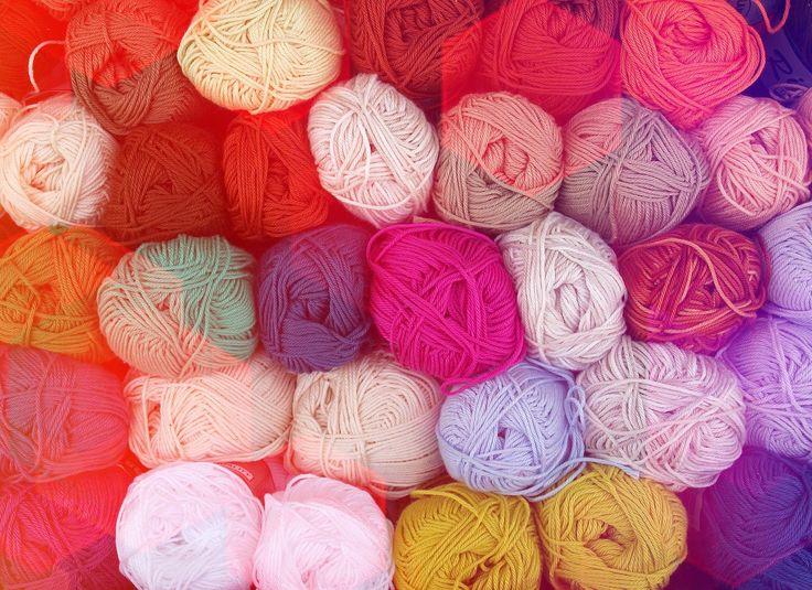 matériel pour apprendre à tricoter