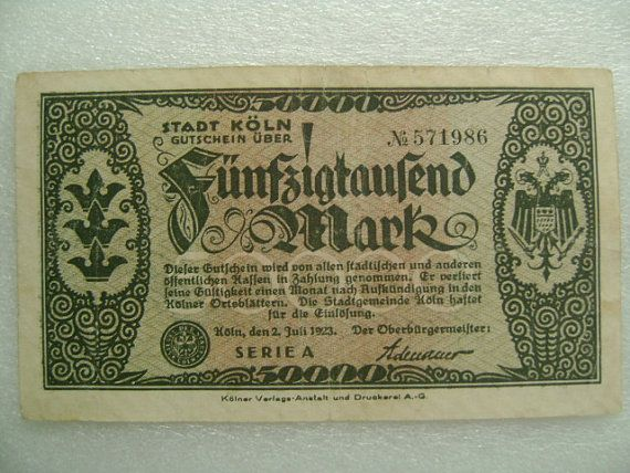 German essay pocket money