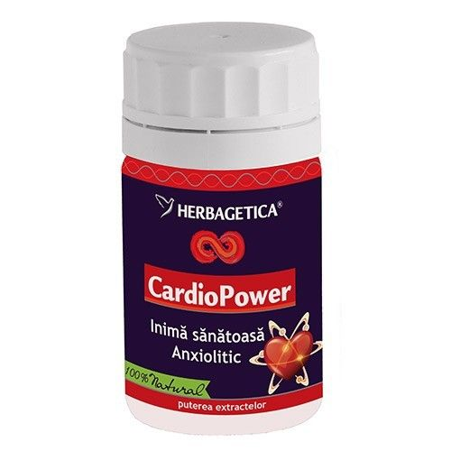 Cardiopower Herbagetica  http://herbashop.ro/cardiopower